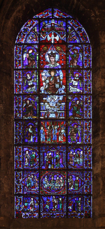 Chartres_-_cathédrale_-_ND_de_la_belle_verrière